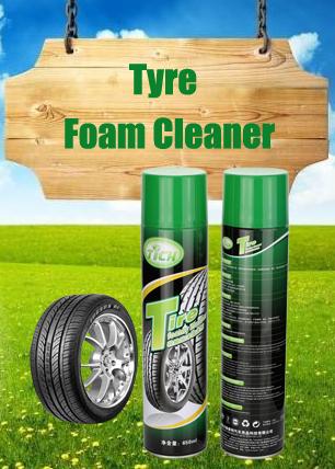 650ml Tyre Foam Cleaner1
