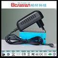 Circuito cerrado de televisión 12v 1.5a adaptador de alimentación