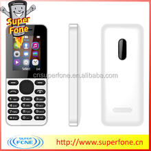 Bar type phones 130 sell mobile phones online dual sim card 1.8 inch function phone