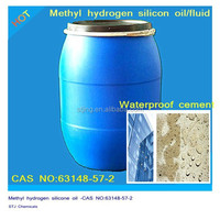 Methyl hydrogen silicone oil, sewing thread silicone oil, as water repellent chemical in gypsum/Plasterboard /pure silicone oil