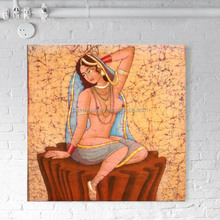 indian artists oil paintings