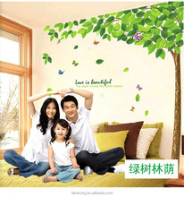 2015 Most Popular Product room decor 3d wall decor stickers,family tree wall decor