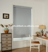 Woven coated rolling shutters suited to kitchen curtain