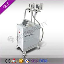 Multi-hand piece Cry Cooling slimming equipment Fat Freezing Body Shaping Fat Cooling vacuum for clinic