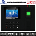 idioma español Reloj biometrico con batería y tarjeta rfid