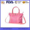 cheap tote bag for ladies waterproof polyester custom cote bag