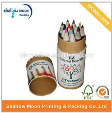 New packing memory 12 colour crayon set