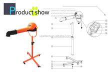 2015 wholesale price Dog grooming product standing pet dryer C3-S
