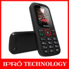 IPRO NEW Basic 1.77 inch GSM Feature Phone Low Price China Mobile Phone With Torch Bar Phone Wholesale Cheap Feature Phone