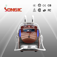 Global reliable beauty machine Elight +RF +IPL hair removal machine