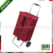 shopping bag trolley for promotion candy tote bag shop