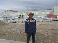 Prefabricated steel house
