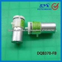 mini bomba de vacío funciona con pilas DC12V