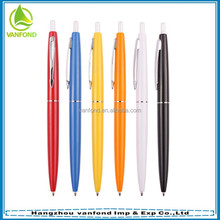 Promotional popular plastic small pen