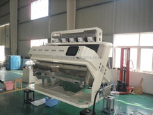 2015 brand new software and new designer,cost-effective parboiled rice color sorter with 2048 pixel camera