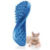 Yiwu Factory Cheap Price Silicone Pet Brush,Deshedding Tool Pet Brush Grooming Tool Dog + Cat Silicone Handle