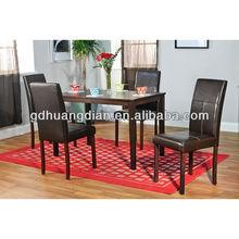 mobília da sala de jantar conjuntos HDTS019