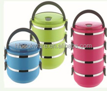 price of multi-layer stainless steel bento lunch box home utensils china