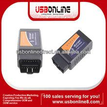 ELM327 Interface OBD2 Bluetooth Auto/Car Diagnostic Scanner