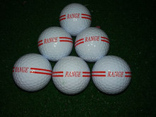 2pcs high quality practice golf balls,range golf balls golf driving range ball,golf range ball