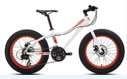 fat bike tires bicycle fork chopper