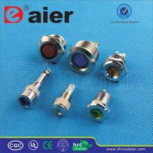 Daier solder terminal waterproof indicator lighting