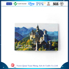 Customized Tourist Magnet Fridge,Castle Polyresin Magnet Fridge,Resin PVC Magnet Fridge