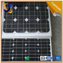 2015 new design China factory supplier nice quality waterproof price per watt solar panel 150w