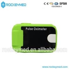 Cheap digital pulse oximeter medical infant finger tip pulse oximeter