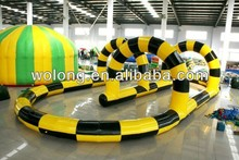 inflatable sports field, inflatable sports yard, inflatable sports arena