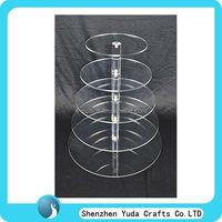 acrylic wedding cake stands acrylic wedding cake holder acrylic eiffel tower cupcake stand cupcake stand for sale