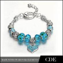 Handmade Jewelry Trends 2015 Homemade Crystal Beads Bracelet
