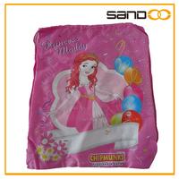 Sandoo cute drawstring backpack bag, hot sale waterproof drawstring backpack beach bag