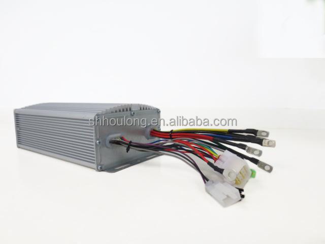 48v 60v 1500w Dc Motor Brushless Motor Windings From