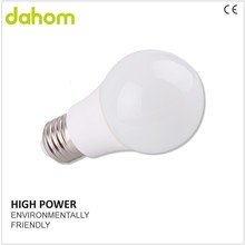 Frost cover A55 E27 flower shape energy saving light bulb