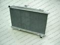 Del radiador para nissan 200sx/silvia s14 s15 2.0l 93-99 en/mt