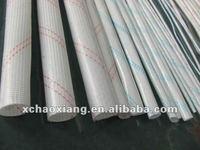 Electrical fiberglass sleeving pvc coating