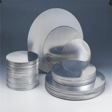 china supplier price of coated 3003aluminum circles disc sheet for cookware producing