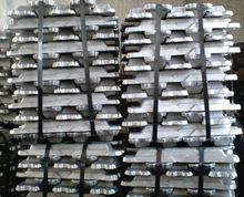 Secondary Aluminum Alloy Ingot