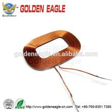 2014 caliente venta de inductor de la bobina en cargador de teléfono inalámbrico ge268