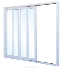 AS2047 approval aluminum sliding windows drawing