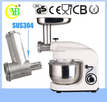 Best quality Manual dough mixer with Meat grinder