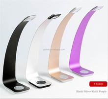 cordless Flicker-free LED desk light battery operated