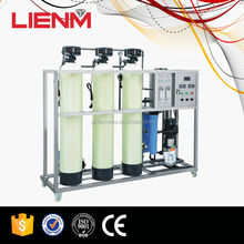 UV Water Filter Glass Fiber RO Purified Drinking Water Plant