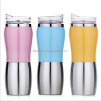 450ml Stainless Steel Sports Water Bottles