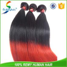 Brazilian ombre bundles italian wave 100% bohemian remy human hair extension