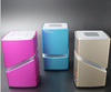 stereo stuffed promotion bluetooth speaker with tf card supuport and fm radio