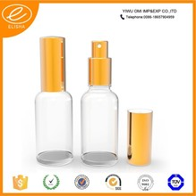 El más reciente 2015 vacías de vidrio botella de suero, botella de suero