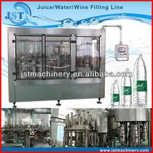 Tienda de la fábrica de embotellado de agua de la máquina/de agua línea de embotellado