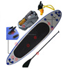 360cm length with 220kg load inflatable sup boards and paddles
